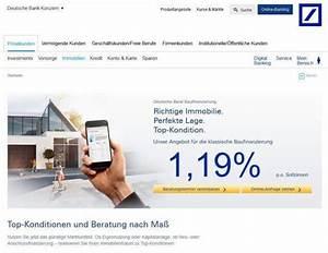 Santander Bank Kredit Erfahrungen : deutsche bank baufinanzierung test vergleich erfahrungen ~ Jslefanu.com Haus und Dekorationen