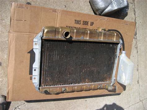 Datsun 510 Radiator by Out With The In With The New Racing On The Cheap