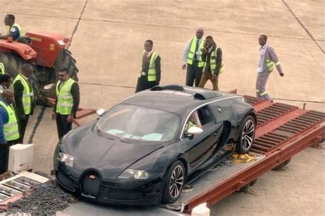 The veyron was rather dated in this department. Authorities seize Sh170m bugatti over money laundering