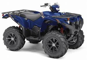 2019 Yamaha Grizzly Eps Se Preview