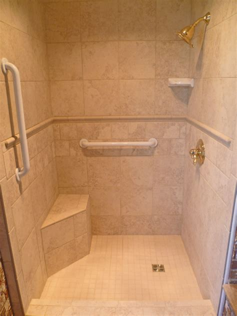 freedom brass shower traditional bathroom