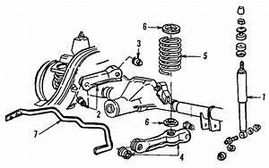 Ford Thunderbird Coil Spring Insulator  Suspension  Lower