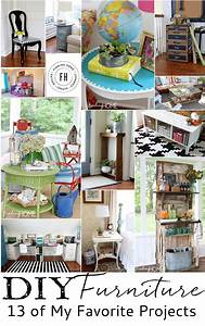 Diy furniture projects finding home farms for Homemade furniture tutorials