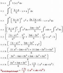 Kreiskegel Berechnen : mp ber kegel pyramiden und kugeln matroids matheplanet ~ Themetempest.com Abrechnung