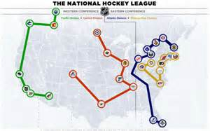 Preseason Football Standings by Nhl Realignment 2014 Nhl Schedule Sportsgrid