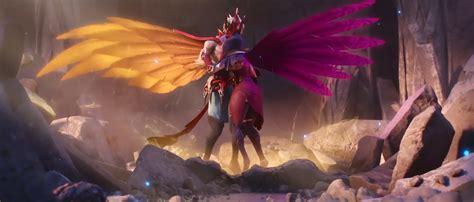 Zac League Of Legends Wallpaper Xayah And Rakan Wild Magic Xayah Rakan Lol Wallpapers