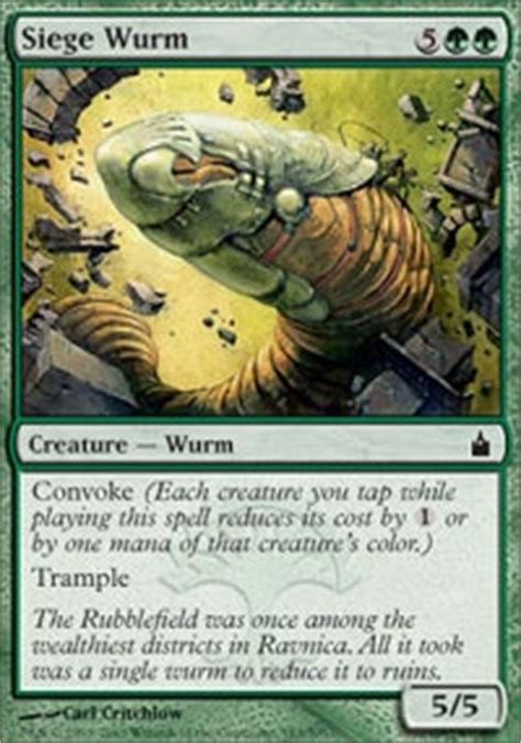 mtg wurm deck tappedout the 5 5 flying factory modern mtg deck