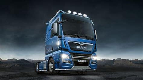 man neues tgx modell eurotransport
