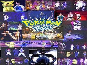 pokemon live fanart