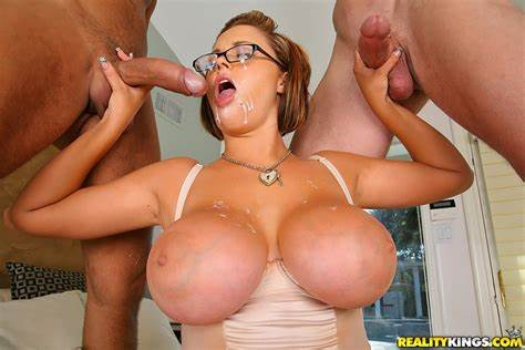Captured Soft Lover Euro Swallow Amazing Katie Kox In Working A Ffm