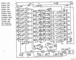 Ac Voltage Regulator One - Power Supply Circuit