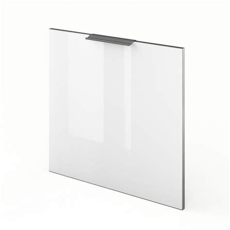 porte pour lave vaisselle int 233 grable de cuisine blanc fdsh60 everest l60xh55cm leroy merlin