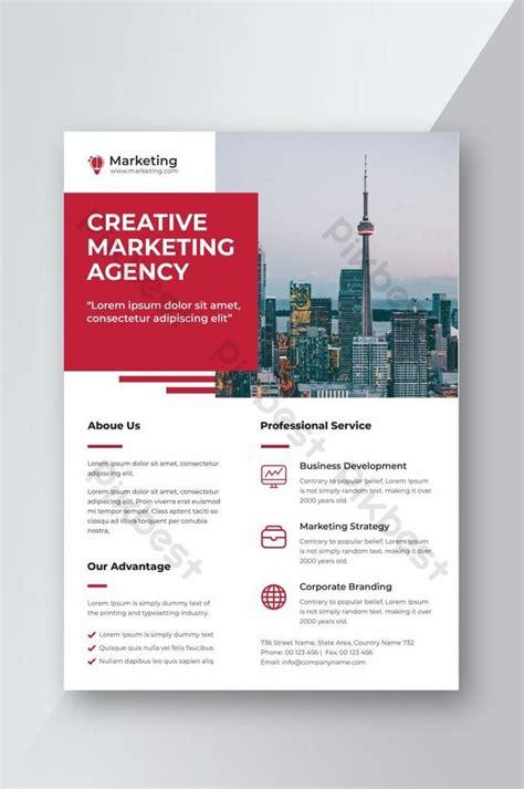 million creative templates  corporate flyer