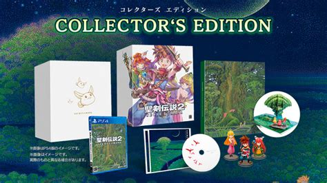 anime hair styles secret of mana 3d collector s edition square palace 7191