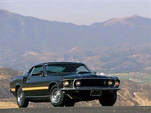 the year 1969 | this was the first year of the performance model of the ford mustang ... | Ford ...