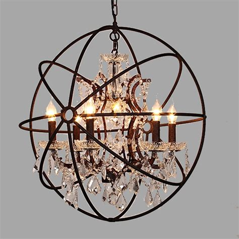 rustic chandeliers wrought iron nordic american retro rustic chandeliers continental