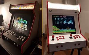 Yet Another Arcade Bartop Do