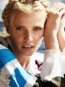 LARA STONE in Vogue Magazine, China February 2015 Issue ...