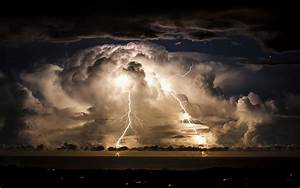 Comparing Thunderstorms, Tornadoes, and Hurricanes