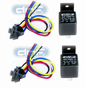Wiring Diagram Pdf  12 Volt 40 Relay Wiring Diagram Free