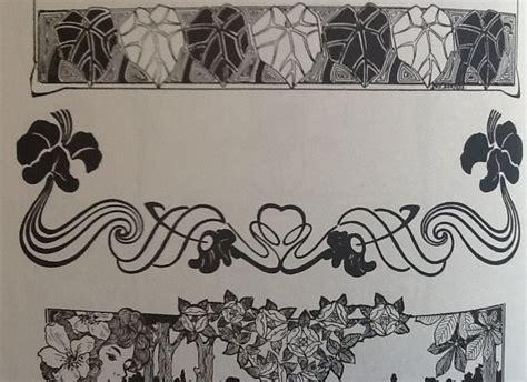 Art Nouveau Design Motifs Pictures To Pin On Pinterest