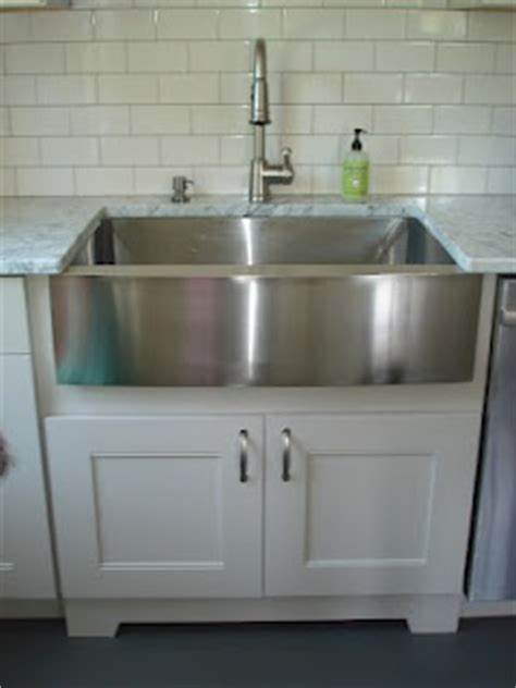 stainless steel apron sink white cabinets stainless steel apron sink for the home pinterest