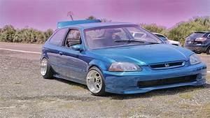 1997 Honda Civic Hatchback Ek Hatch