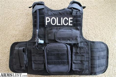 Crisis Entry Vest With Level Iii
