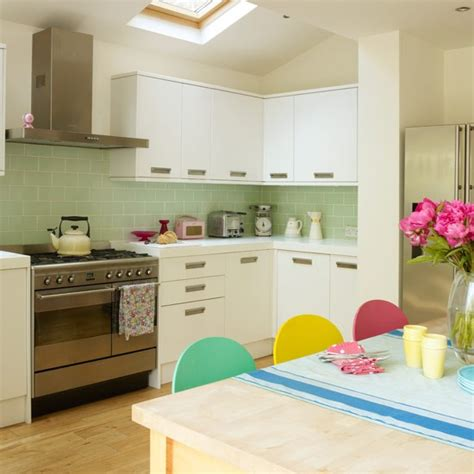 white gloss kitchen ideas modern kitchen pictures house to home