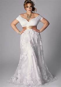 plus size ivory wedding dresses pluslookeu collection With www wedding dresses com