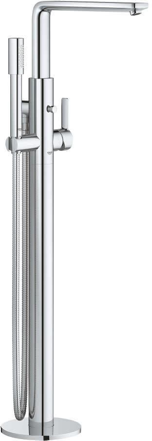 grohe  lineare tub filler qualitybathcom