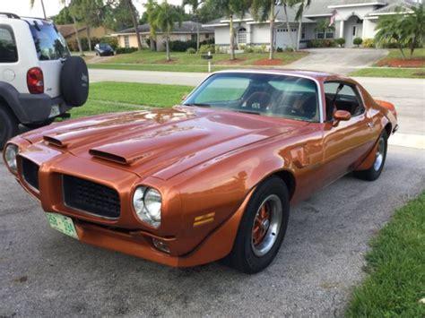 1973 Pontiac Firebird Formula 455