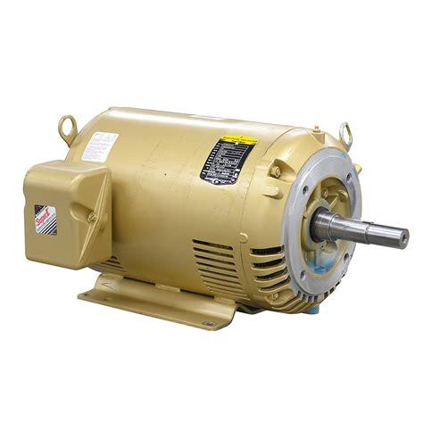 20 hp 1765 rpm 230 460 vac 3ph baldor electric motor 3
