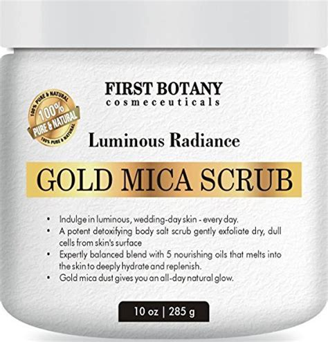 Amazon.com : The BEST 24K Gold Scrub for Face and Body 8.8