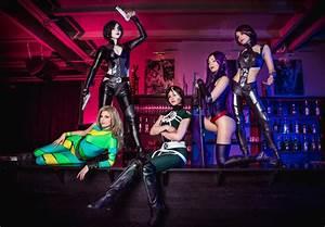 Deadpool's Beautiful Womans~ by OniksiyaSofinikum on ...