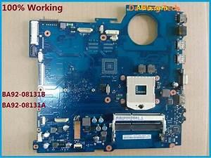 Motherboard For Samsung Rv411 Rv511 Rv711 Mainboard Ba92