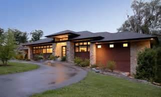 stunning modern prairie home plans photos prairie style home contemporary exterior detroit