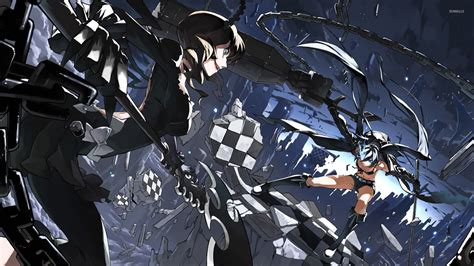 Black Rock Shooter Anime Wallpaper - black rock shooter 21 wallpaper anime wallpapers 26560