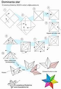Origami   Navigator Star Diagram