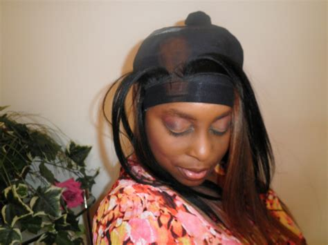 Invisible Part Quick Weave With Bangs