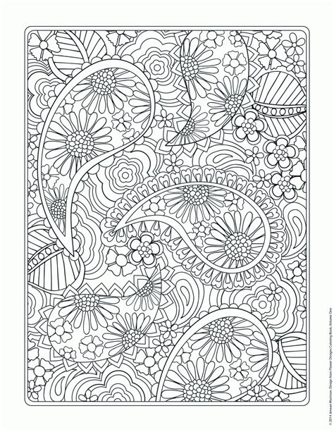 coloring designs printable cool coloring pages designs coloring home