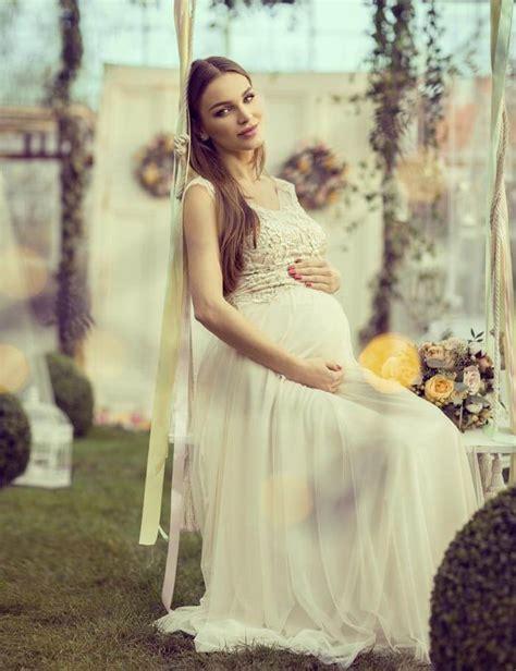 brautkleider fuer schwangere richtig aussuchen wichtige