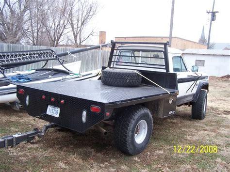 pricing      custom flatbed international full size jeep association custom