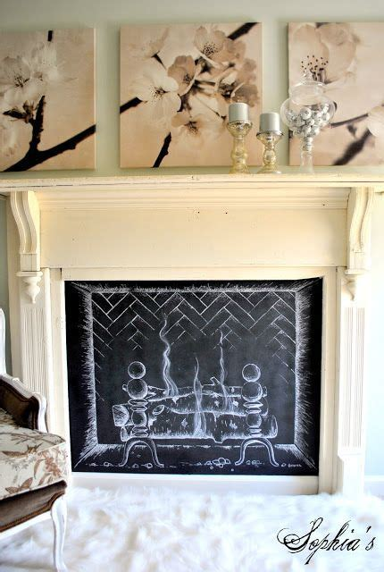 decorative ideas   working fireplaces faux