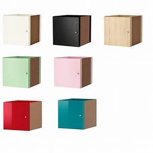 Ikea Regal Einsätze : ikea kallax regal einsatz mit t r in 7 farben kompatibel mit expedit ebay ~ Markanthonyermac.com Haus und Dekorationen