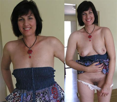 Dressed Undressed Mature Wife Pics 7 Pics Xhamster