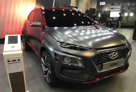 hyundai kona ev colors release date interior price