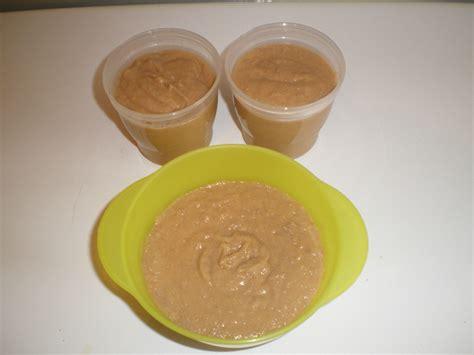 petits pots boeuf tomate et courgette recettes et compagnie