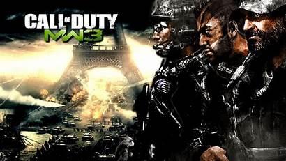 Warfare Modern Wallpapers Duty Call Mw3