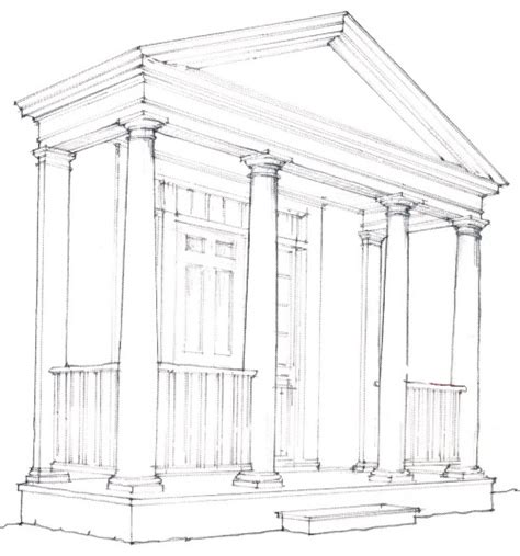Classical Architecture Drawings